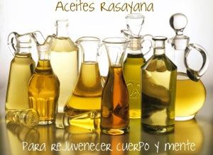 Aceites Rasayana